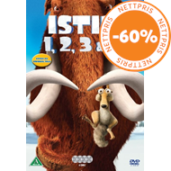 Produktbilde for Istid - 1, 2, 3 & 4 (DVD)