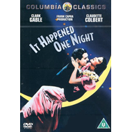 It Happened One Night (UK-import) (DVD)