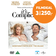 Produktbilde for It's Complicated (DVD)