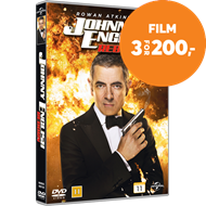 Produktbilde for Johnny English Reborn (DVD)