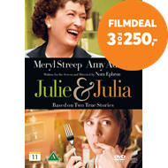 Produktbilde for Julie & Julia (DVD)