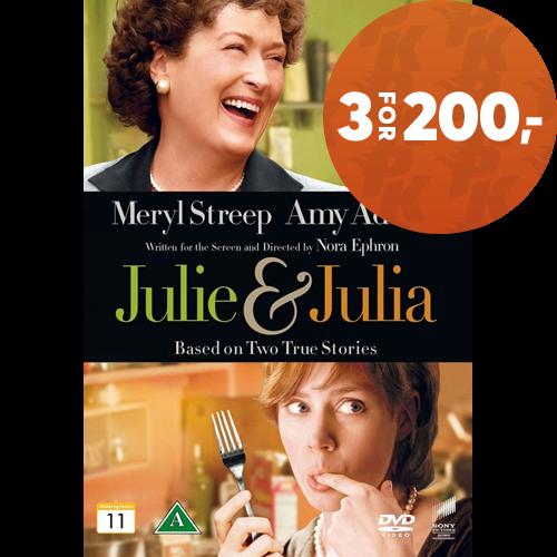 fbc17ca6f1f Julie   Julia (DVD)