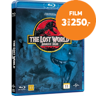 Produktbilde for Jurassic Park - The Lost World (BLU-RAY)