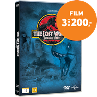 Produktbilde for Jurassic Park - The Lost World (DVD)