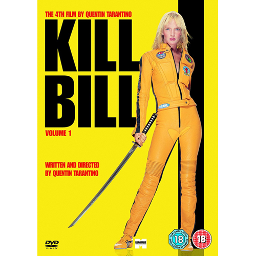 Kill Bill - Vol. 1 (UK-import) (DVD)