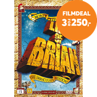Produktbilde for Monty Python's Life Of Brian - The Immaculate Edition (DVD)