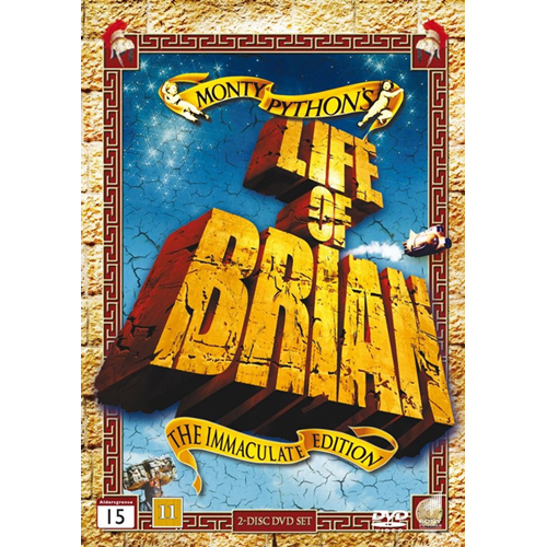 Monty Python's Life Of Brian - The Immaculate Edition (DVD)