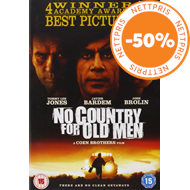 Produktbilde for No Country For Old Men (DVD)