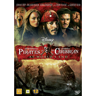 Pirates Of The Caribbean - At World's End (DVD)