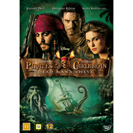Pirates Of The Caribbean - Dead Man's Chest (DVD)