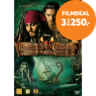 Produktbilde for Pirates Of The Caribbean - Dead Man's Chest (DVD)