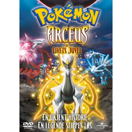 Pokemon - Arceus Og Livets Juvel (DVD)