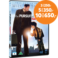 Produktbilde for The Pursuit Of Happyness (DVD)