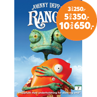 Produktbilde for Rango (DVD)