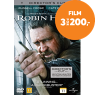 Produktbilde for Robin Hood - Director's Cut (DVD)