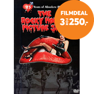 Produktbilde for The Rocky Horror Picture Show (DVD)