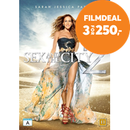 Produktbilde for Sex And The City 2 (DVD)