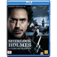 Sherlock Holmes - A Game Of Shadows (BLU-RAY)