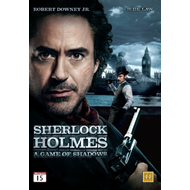 Sherlock Holmes - A Game Of Shadows (DVD)