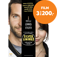 Produktbilde for Silver Linings Playbook (DVD)