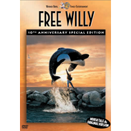 Slipp Willy Fri (DVD)