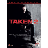 Taken 2 - Unrated Extended Cut (DVD)