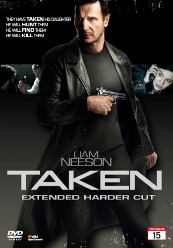 Taken - Extended Cut (DVD)