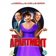 The Apartment (UK-import) (DVD)