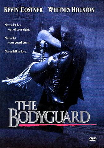 The Bodyguard (DVD)