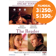 Produktbilde for The Reader (DVD)