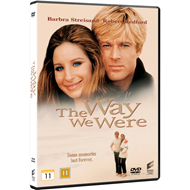 Våre Beste År - The Way We Were (DVD)