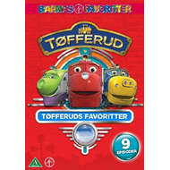 Tøfferuds Favoritter (DVD)