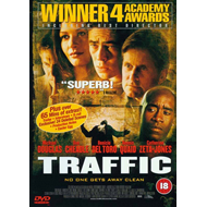 Traffic (UK-import) (DVD)