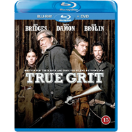 True Grit (2010) (Blu-ray + DVD)
