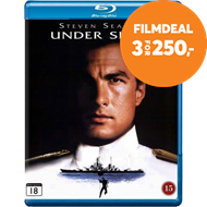 Produktbilde for Under Siege (1992) / Kapring På Åpent Hav (BLU-RAY)
