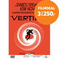 Produktbilde for Vertigo - 50th Anniversary Edition (DVD)
