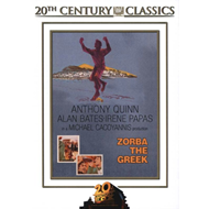 Zorba The Greek (DVD)
