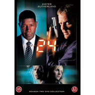 24 - Sesong 2 (DVD)