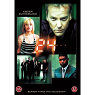 24 - Sesong 3 (DVD)