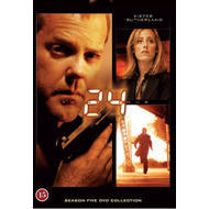 24 - Sesong 5 (DVD)