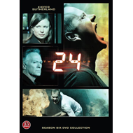 24 - Sesong 6 (DVD)