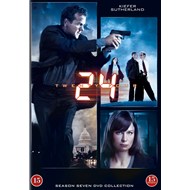 24 - Sesong 7 (DVD)