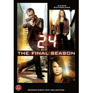 24 - Sesong 8 (DVD)