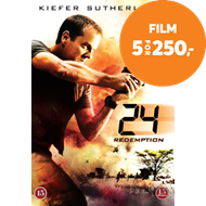 Produktbilde for 24: Redemption (DVD)