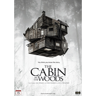 The Cabin In The Woods (DVD)