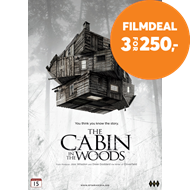 Produktbilde for The Cabin In The Woods (DVD)