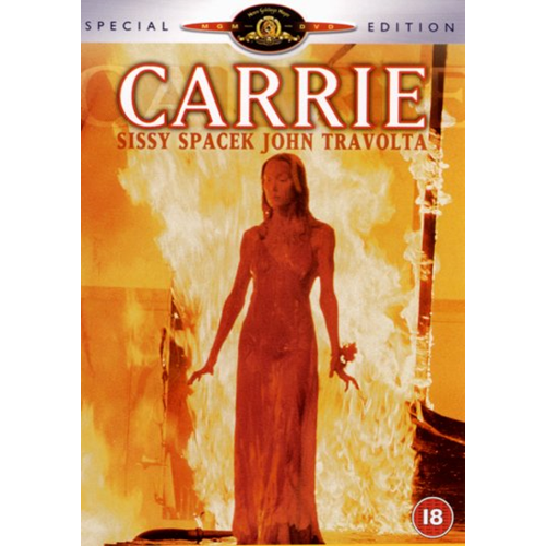 Carrie (UK-import) (DVD)