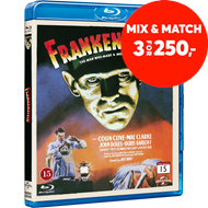 Produktbilde for Frankenstein (BLU-RAY)