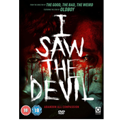 I Saw The Devil (UK-import) (DVD)