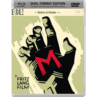 M (UK-import) (Blu-ray + DVD)